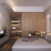 卧室小书房图片