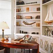 书房简约书柜展示