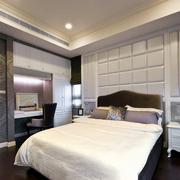 欧式公寓床头柜设计