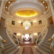 超级豪华别墅楼梯