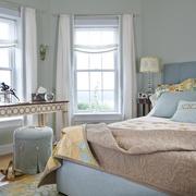 简欧式的家居卧室
