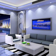 客厅地板砖设计图片
