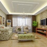 复式楼大客厅设计