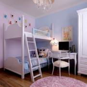 简约精致的儿童房