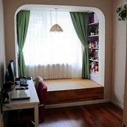 三室一厅舒适小书房