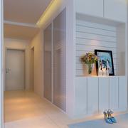 三室一厅简洁干净装饰