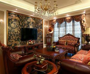 传统型客厅装修大全