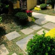 唯美系列别墅花园装修