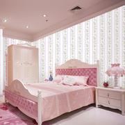 粉色甜蜜的卧室
