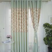 浅色系列窗帘装修设计