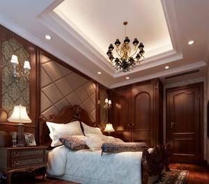 小别墅卧室门装修设计效果图