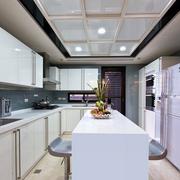 欧式公寓厨房设计