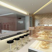 现代简约蛋糕店