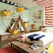 三室一厅新颖儿童房欣赏