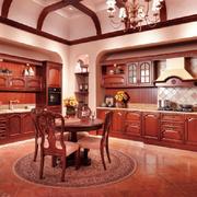 精致型厨房装修大全