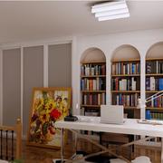 宜家现代化书房