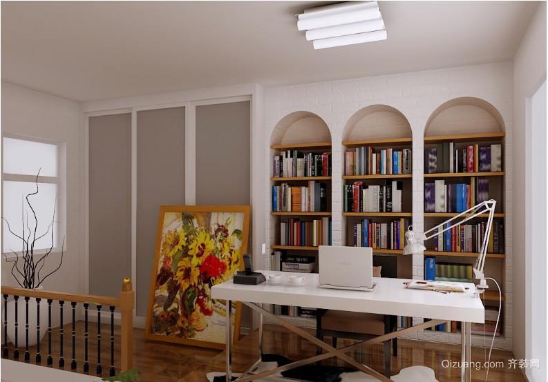 小书房设计装修效果图