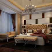 简约舒适的卧室