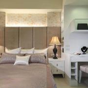 小户型时尚卧室图片