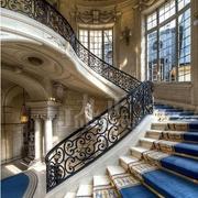 奢华欧式别墅楼梯