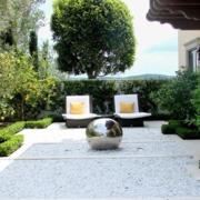精致型别墅花园装修