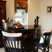 古典精美厨房吧台