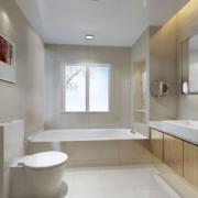 单身公寓卫生间