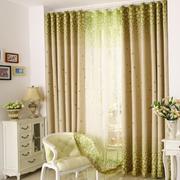 清爽系列客厅窗帘图片