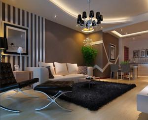 浓郁特色东南亚风格客厅装修效果图