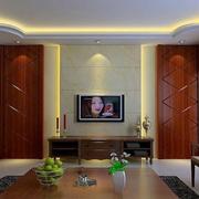 客厅简约现代装饰