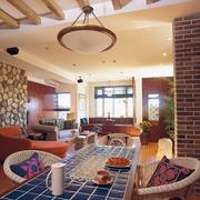温馨舒适客厅图片
