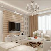 宽敞明亮客厅欣赏