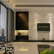 客厅瓷砖背景墙图片
