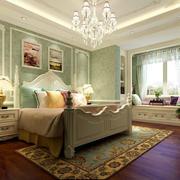 卧室木地板效果图片