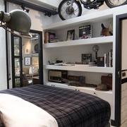 卧室置物柜欣赏