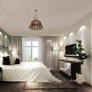 精致北欧风格卧室