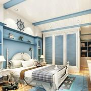 现代卧室置物柜欣赏