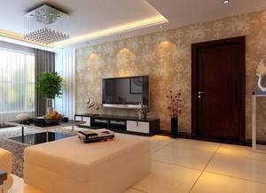 客厅精美壁纸欣赏