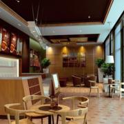 温馨舒适的咖啡店