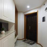 现代简约三室一厅门厅