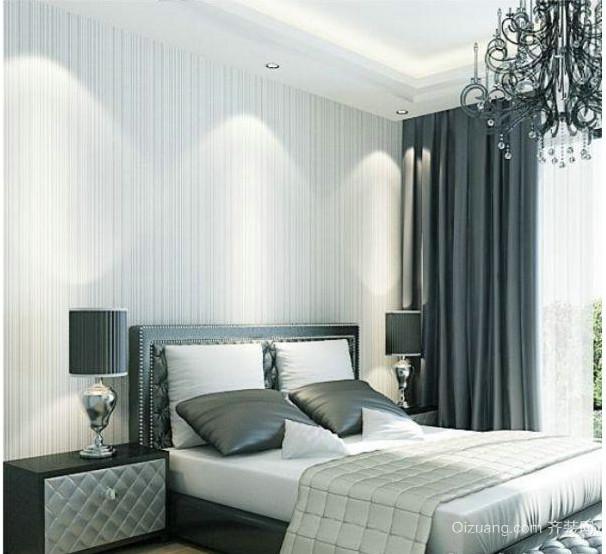 后现代美式卧室装修效果图