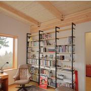 唯美型书房装修大全