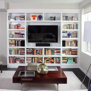 简朴型书房装修大全
