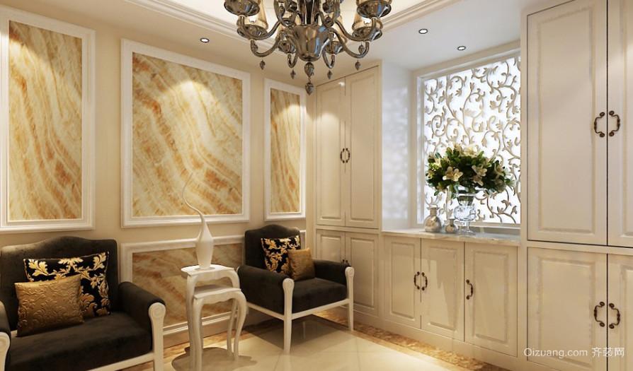 小户型家庭装饰花瓶装修设计效果图