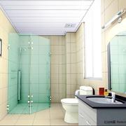 卫生间瓷砖墙面欣赏