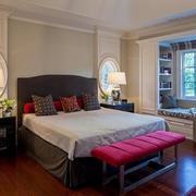 卧室飘窗置物柜欣赏