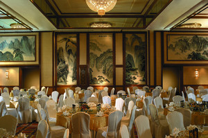 酒店宴会厅墙面装饰画