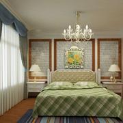 清新型窗帘装修设计