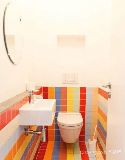 6平米小卫生间装修效果图