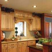 欧式风格厨房装修图片